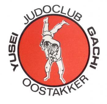 logo Yusei Gachi judoclub Oostakker Gent